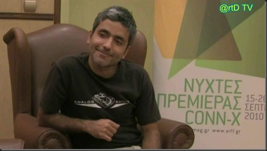 BABAK NAJAFI INTERVIEW 23 9 2010