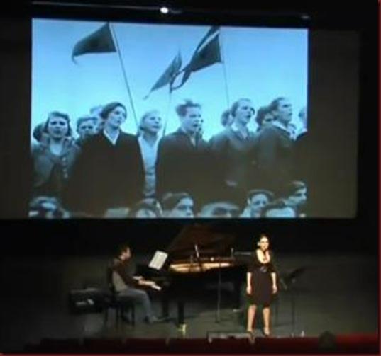 Kuhle Wampe - mousiki parastasi Bertolt Breht1