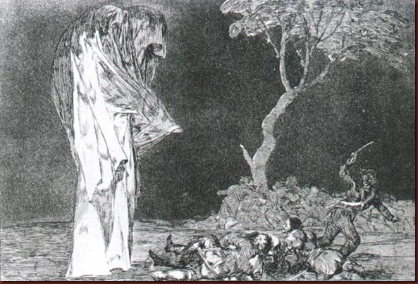 Goya O YPNOS TIS LOGIKIS GENNA TERATA