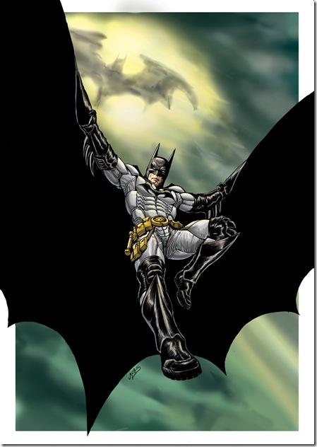The Batman copy
