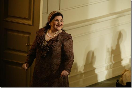 Makvala Kasrashvili as Madame Larina by Damir Yusupov