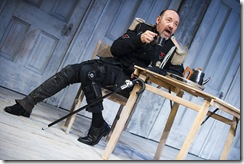 A scene from Richard lll by William Shakespeare @ Old Vic (Opening 29-06-11) ©Tristram Kenton 06/11 (3 Raveley Street, LONDON NW5 2HX TEL 0207 267 5550  Mob 07973 617 355)email: tristram@tristramkenton.com