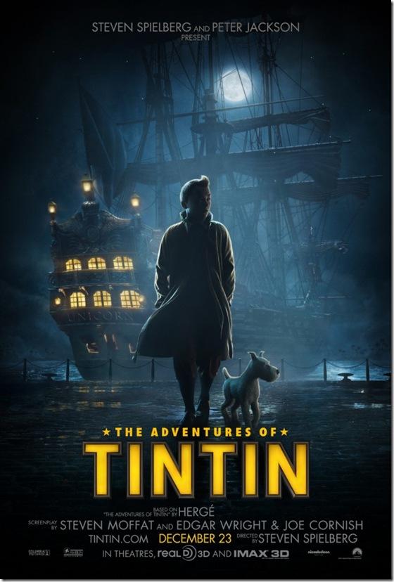 Tintin_US_Poster