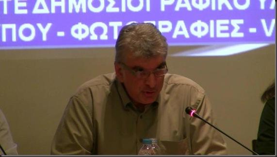 BADMINTON 2011-2012 PRESS CONFERENCE MICHALIS ADAM