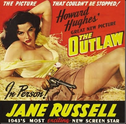 OUTLAW jane russell