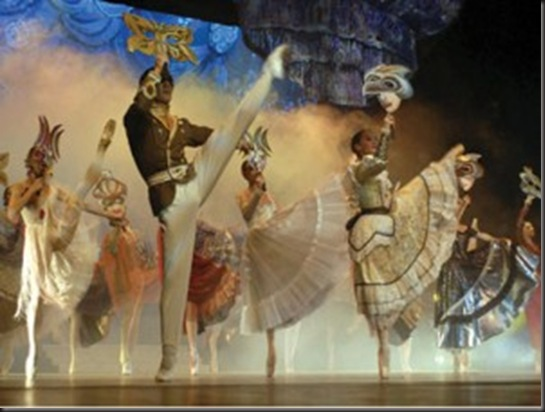 LaTraviata Ballet