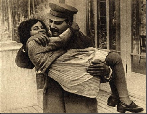 stalin and svetlana