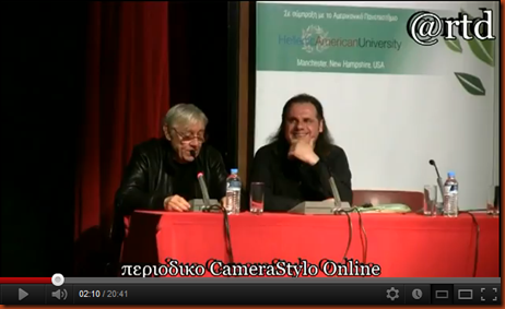 MILO_MANARA_Q&A_and_SIGNING_COMICDOM_CON_ATHENS_2012_