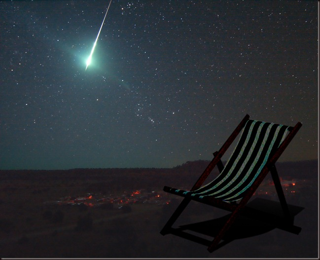 Deck-chair-meteor
