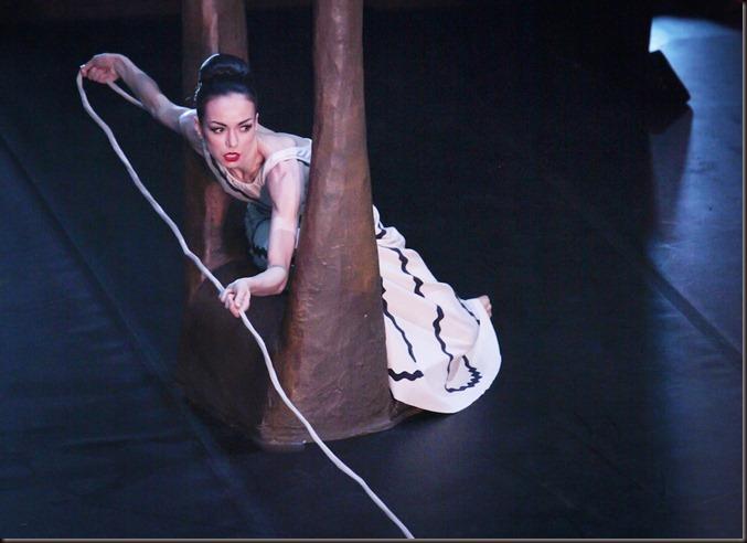 Diana Vishneva  by Alex Gouliaev