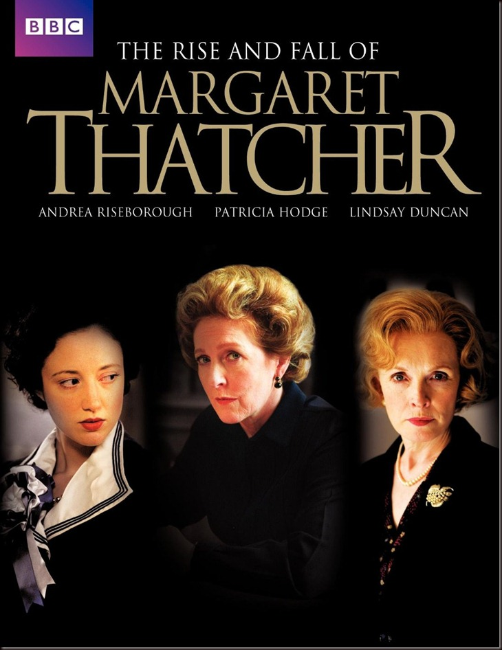 MARGARET THATCHER - THE LONG WAY TO FINCHLEY