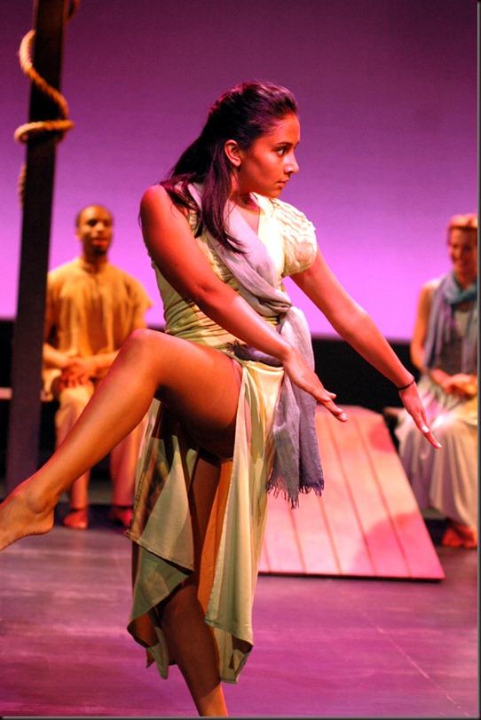 Stanford WANDERINGS Ariel Mazel-Gee as Nausica