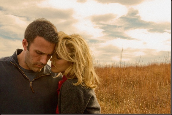 Ben Affleck and Rachel Weisz