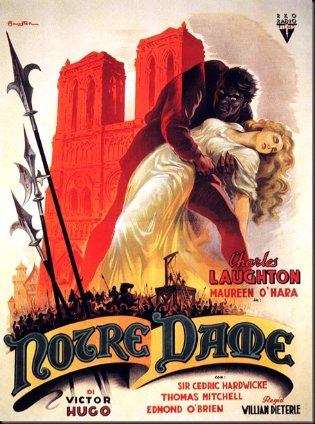 Poster - Hunchback of Notre Dame, The (1939)