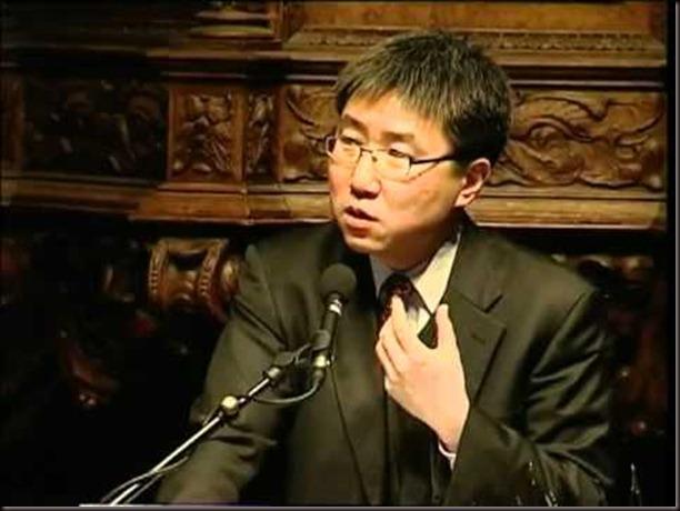 Ha Joon Chang lecture