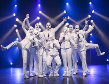 Οι Voca People στο θέατρο Badminton για δύο εμφανίσεις στις 12 και 13 Ιανουαρίου 2013