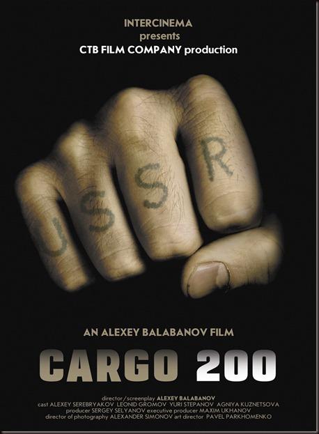cargo poster