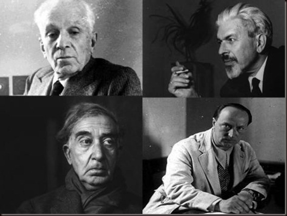 Daily Projections of documentaries about the poets  C. P. Cavafy, A. Sikelianos, C. Varnalis and A. Embirikos