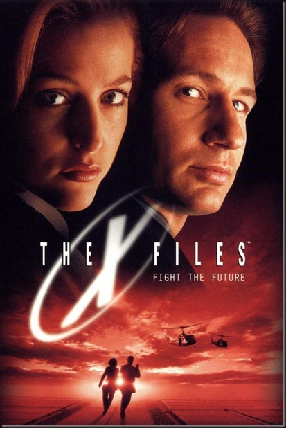 THE X-FILES 1998