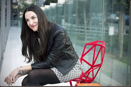 Katerina Evangelatos photo by Eftixia Vlachou