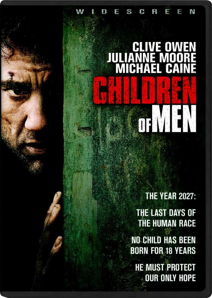 Children of men camera