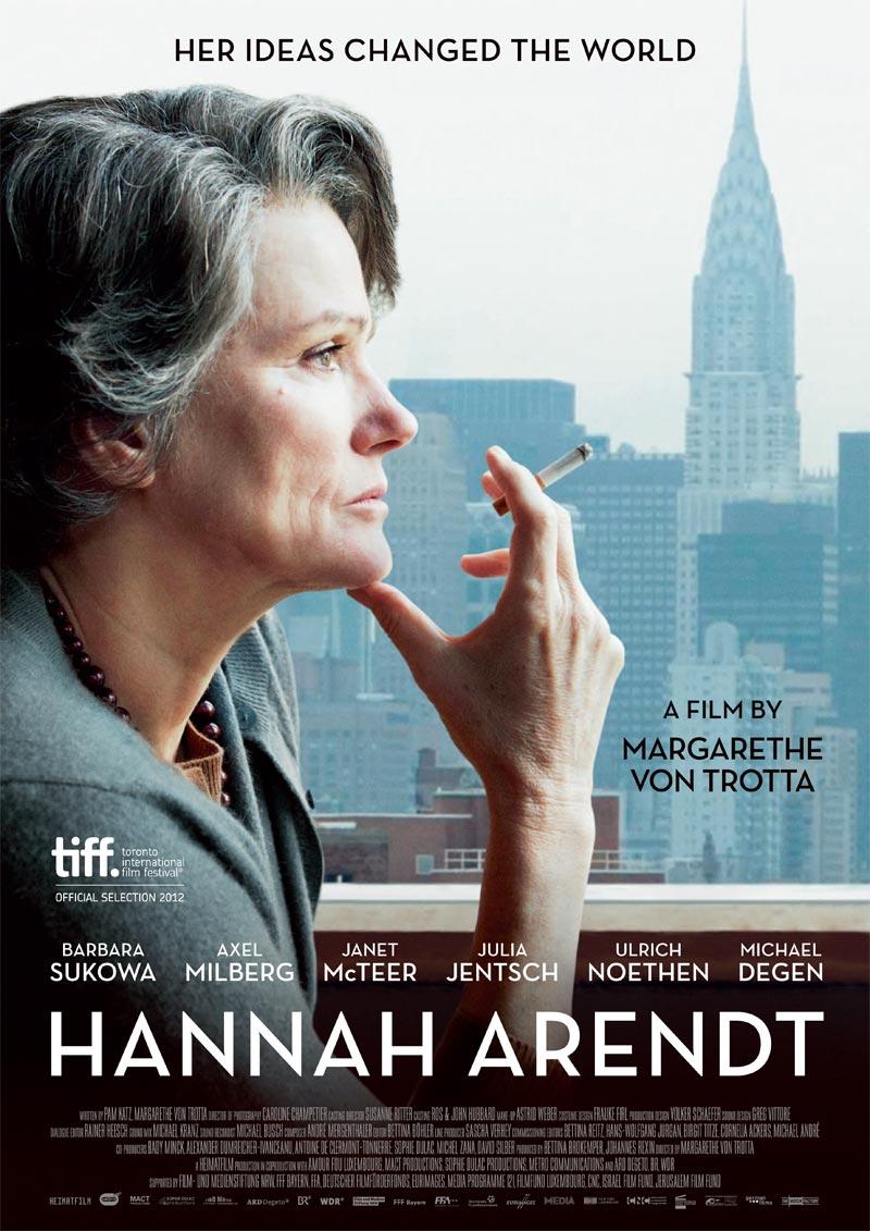 Hannah Arendt poster