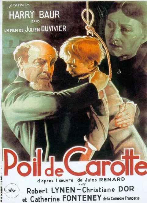 poil-de-carotte-poster