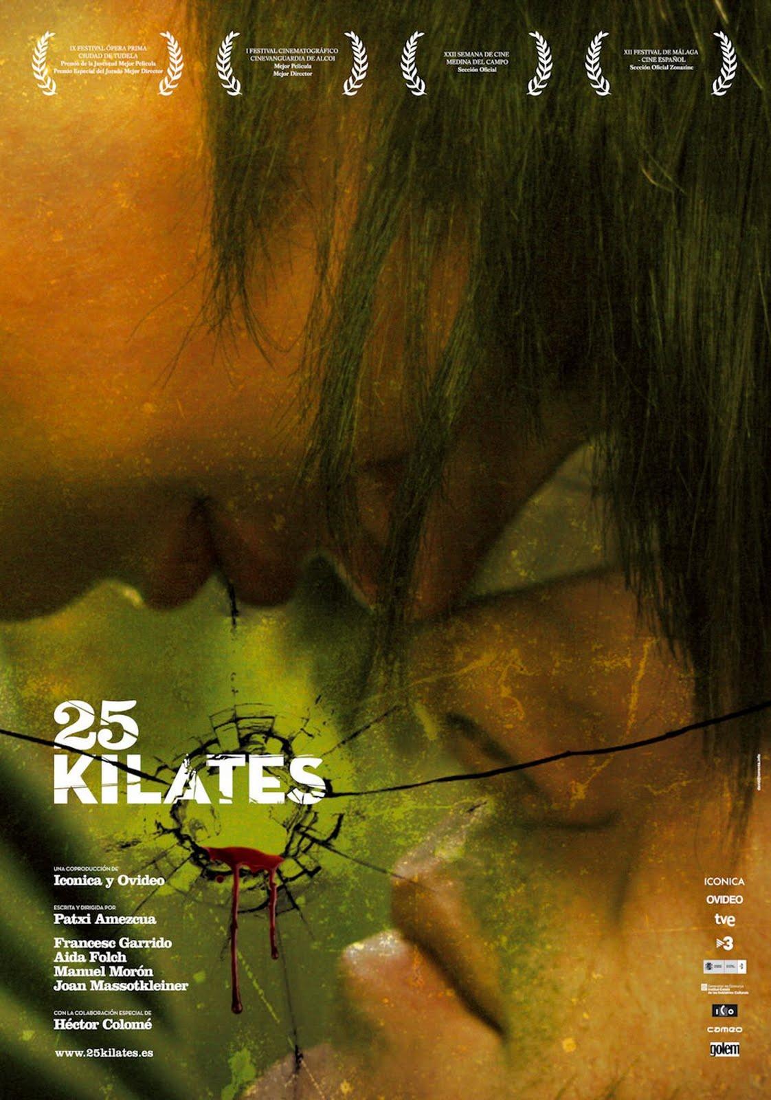 25-kilates-25-carat-poster