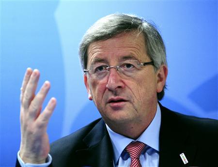 JUNCKER EXCLUT UNE AUGMENTATION DES PLANS DE RELANCE EUROPÉENS