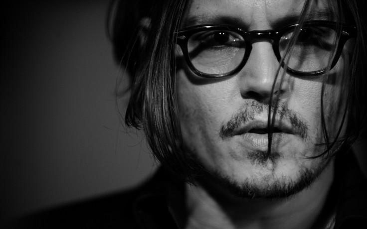 Johnny_Depp_Monochrome_Close-up