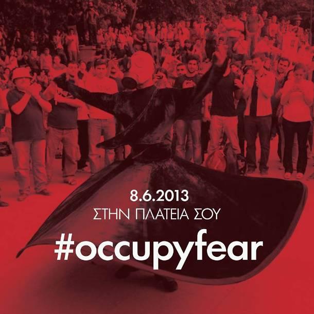 occupyfear