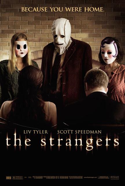 The Strangers (2008) Bryan Bertino - Poster