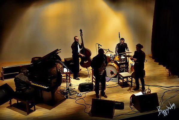 DIMITRIS KALANTZIS quintet-2