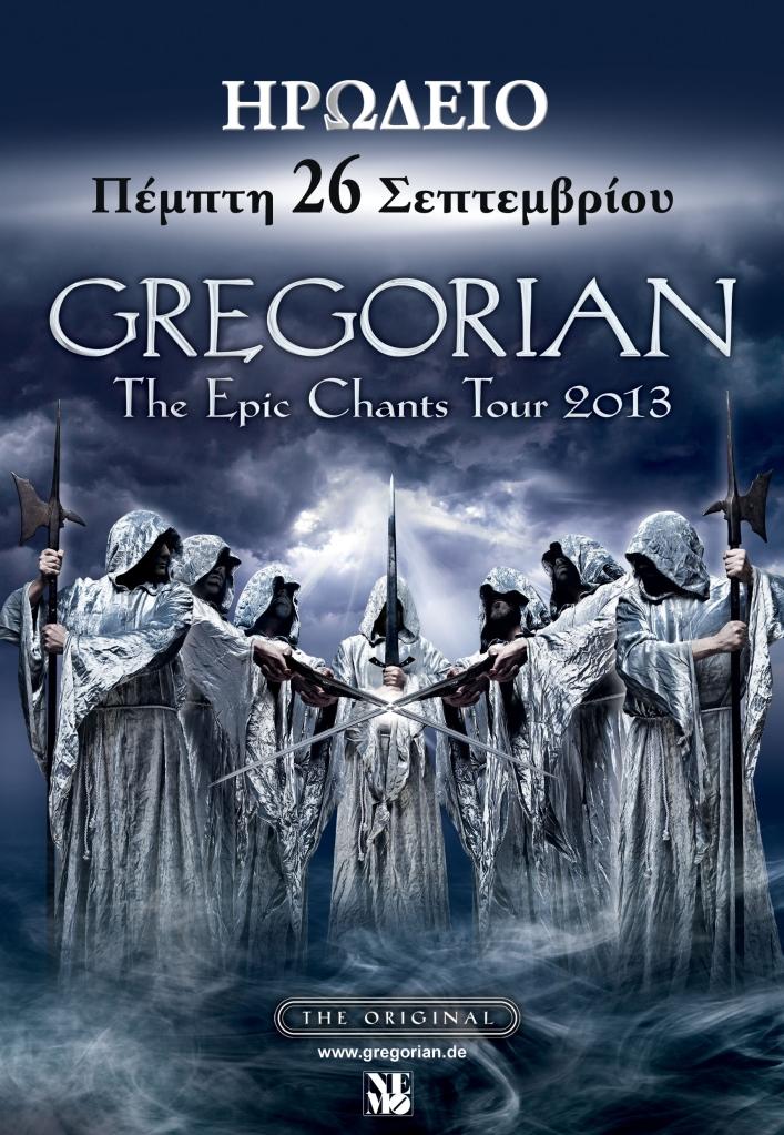 Gregorian-cover