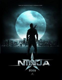 Poster Ninja 2009
