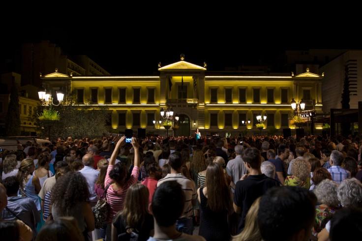 Αφιέρωμα Κάλλας - Πλατεία Κοτζιά