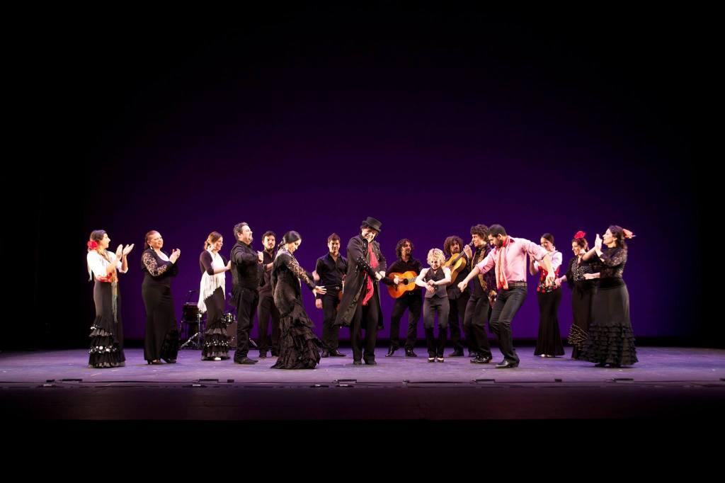 Antonio Canales Gala Flamenca