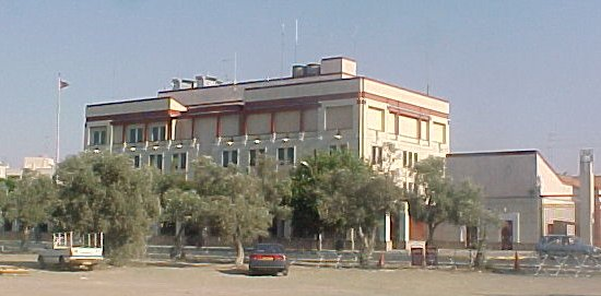 US Embassy Cyprus
