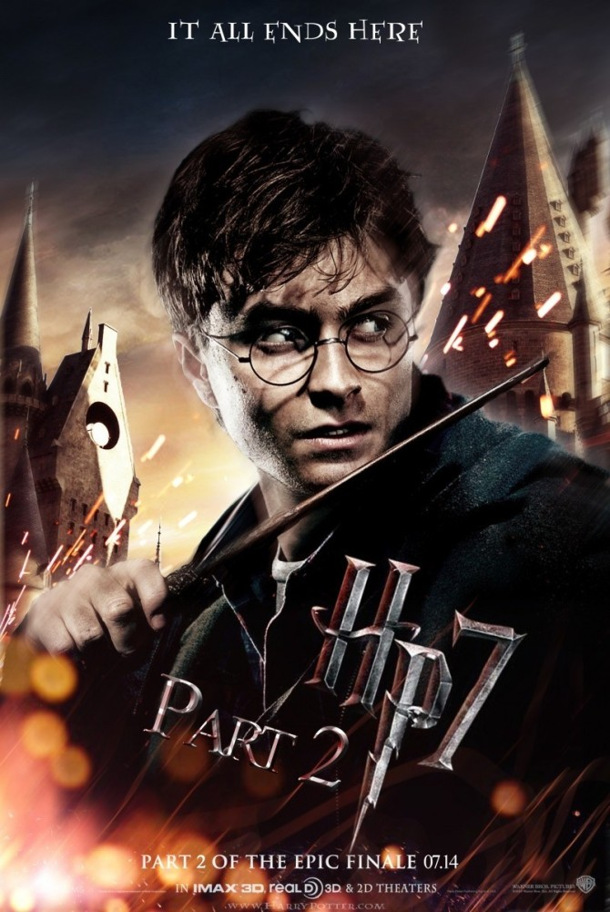 Harry Potterand the Deathly Hallows Part 2