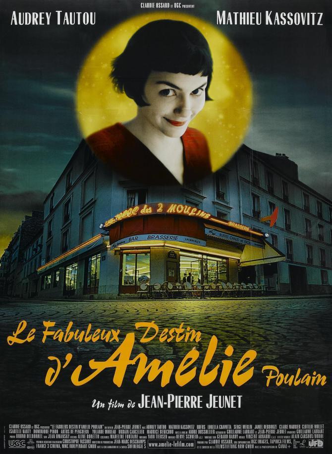 Le Fabuleux Destin d' Amelie Poulain