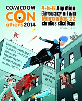 ComicdomCon-2014_poster