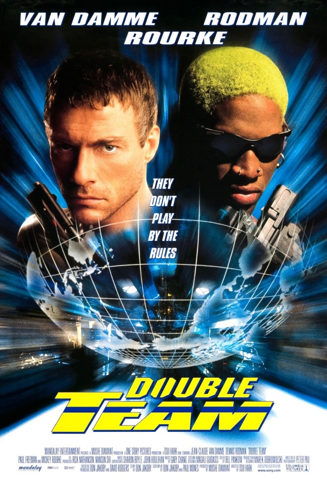 double_team_poster