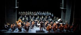 """Eternal Light"" - Symphony concert dedicated to Easter by the Orchestra and the Chorus of the Municipality of Athens with pieces of religious music"