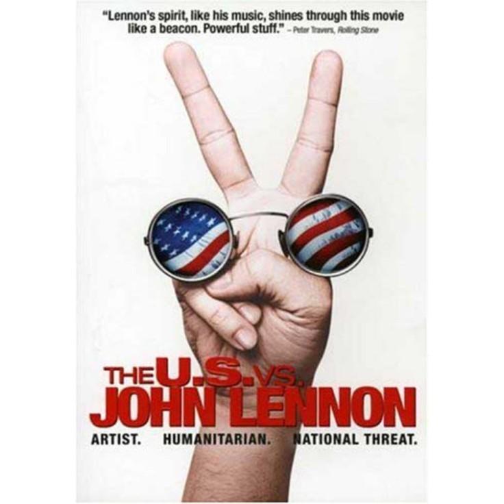 The US Vs John Lennon