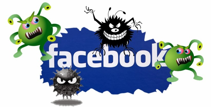 Virus+Facebook
