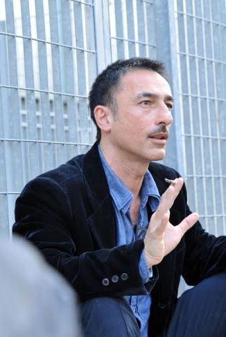 Dimitris Papaioannou_Portrait by Miltos Athanasiou
