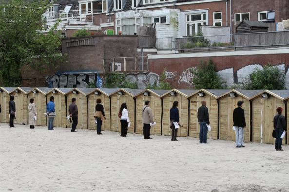 Dries Verhoeven No Mans Land  Fast Forward Festival 04
