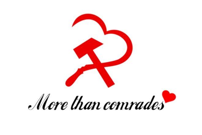 more than comrades