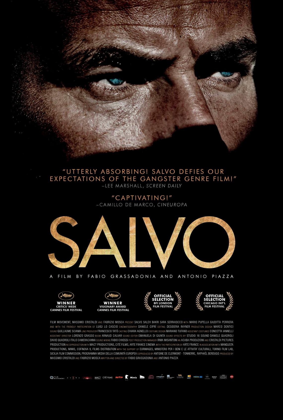 SALVO+