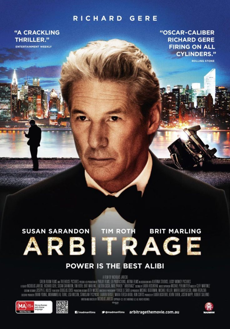 Arbitrage-Poster